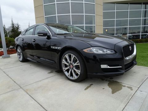 New Jaguar XJ XJ R-Sport