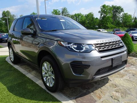 Certified Used Land Rover Discovery Sport SE