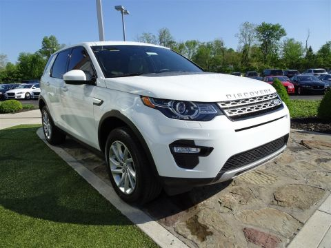 Certified Used Land Rover Discovery Sport HSE