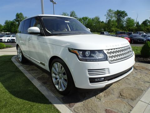 Certified Used Land Rover Range Rover