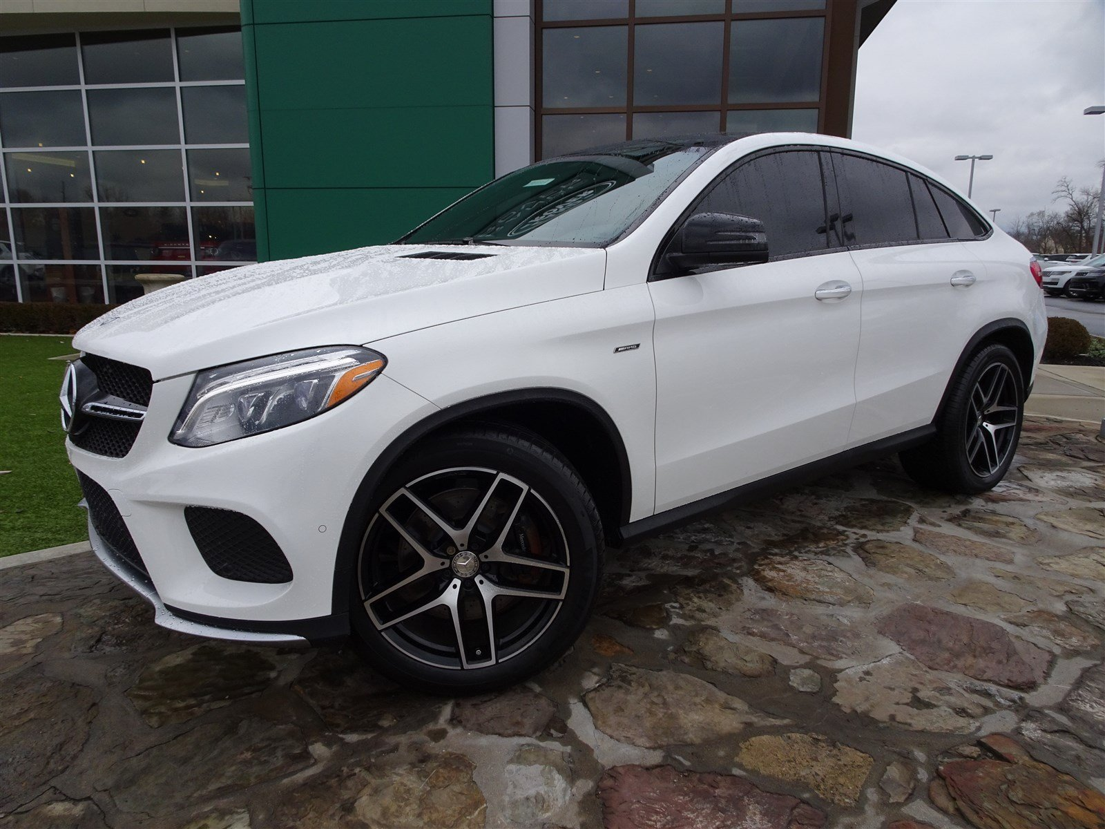 Pre Owned 2016 Mercedes Benz Gle 450 Amg