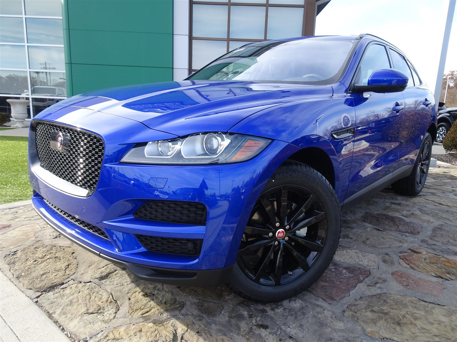 New 2020 Jaguar F-PACE 25t Prestige SUV in Cincinnati ...