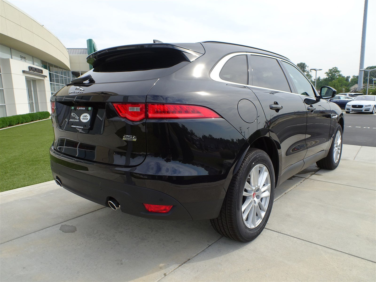 2018 jaguar prestige. perfect 2018 new 2018 jaguar fpace 25t prestige and jaguar prestige