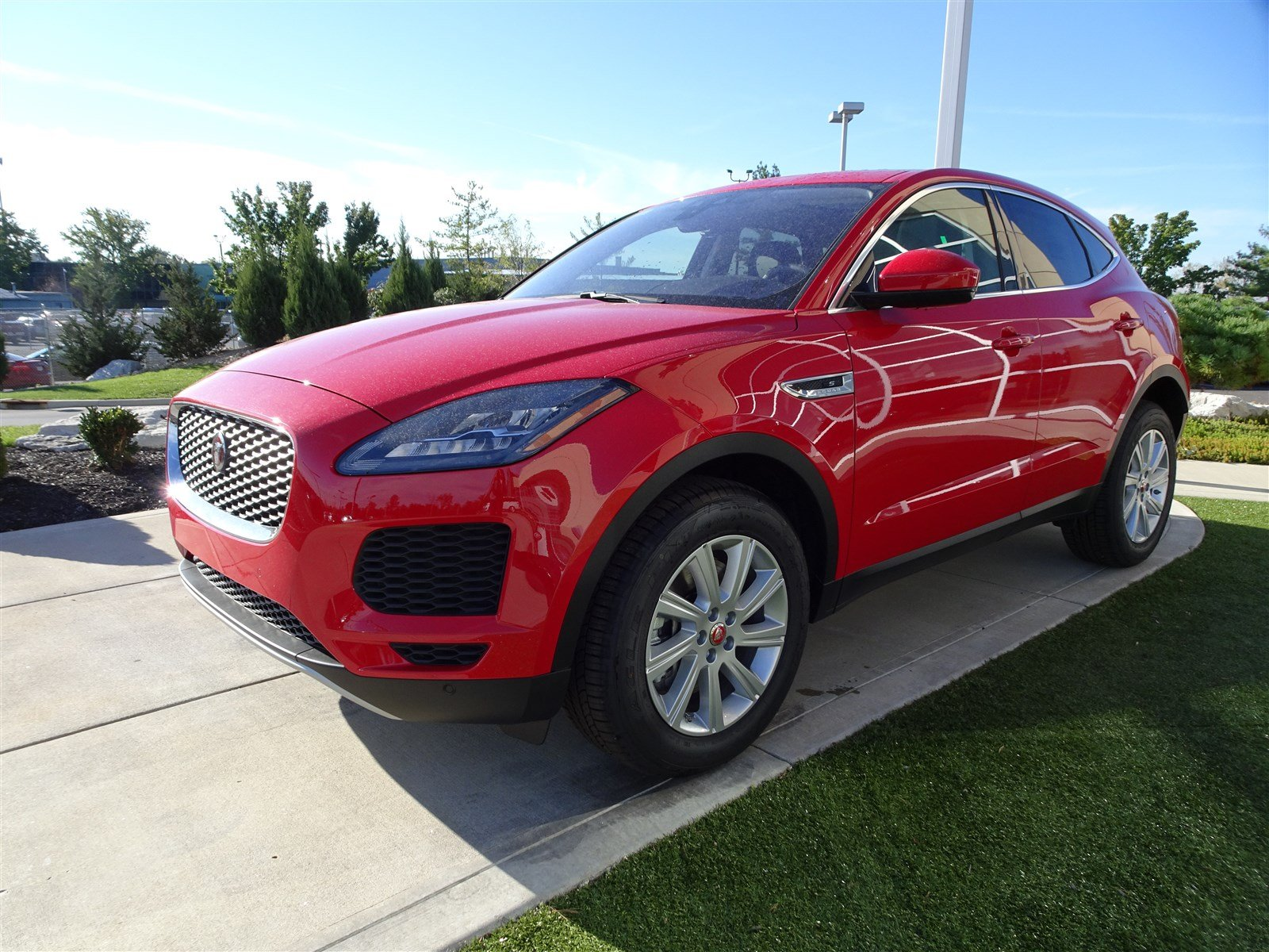 new 2019 jaguar e pace s suv in cincinnati 190057 jaguar cincinnati. Black Bedroom Furniture Sets. Home Design Ideas