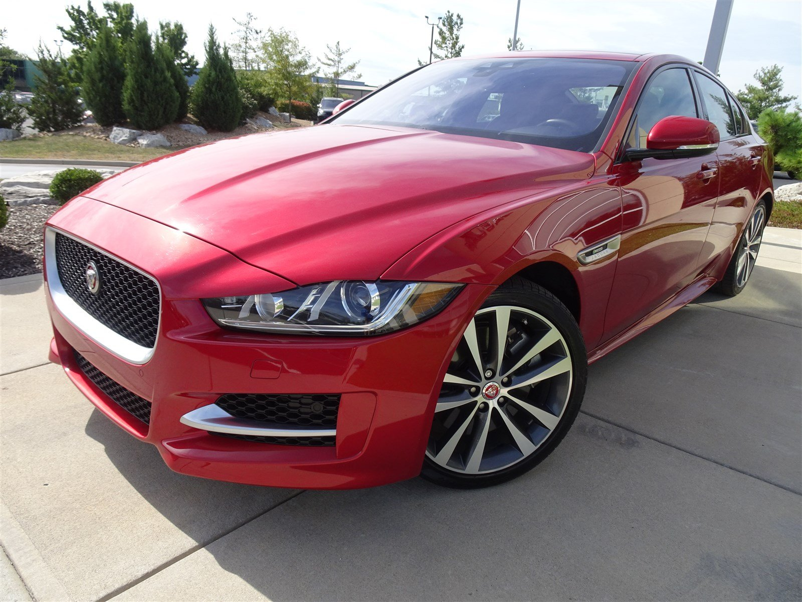 Certified Pre-Owned 2017 Jaguar XE 35t R-Sport