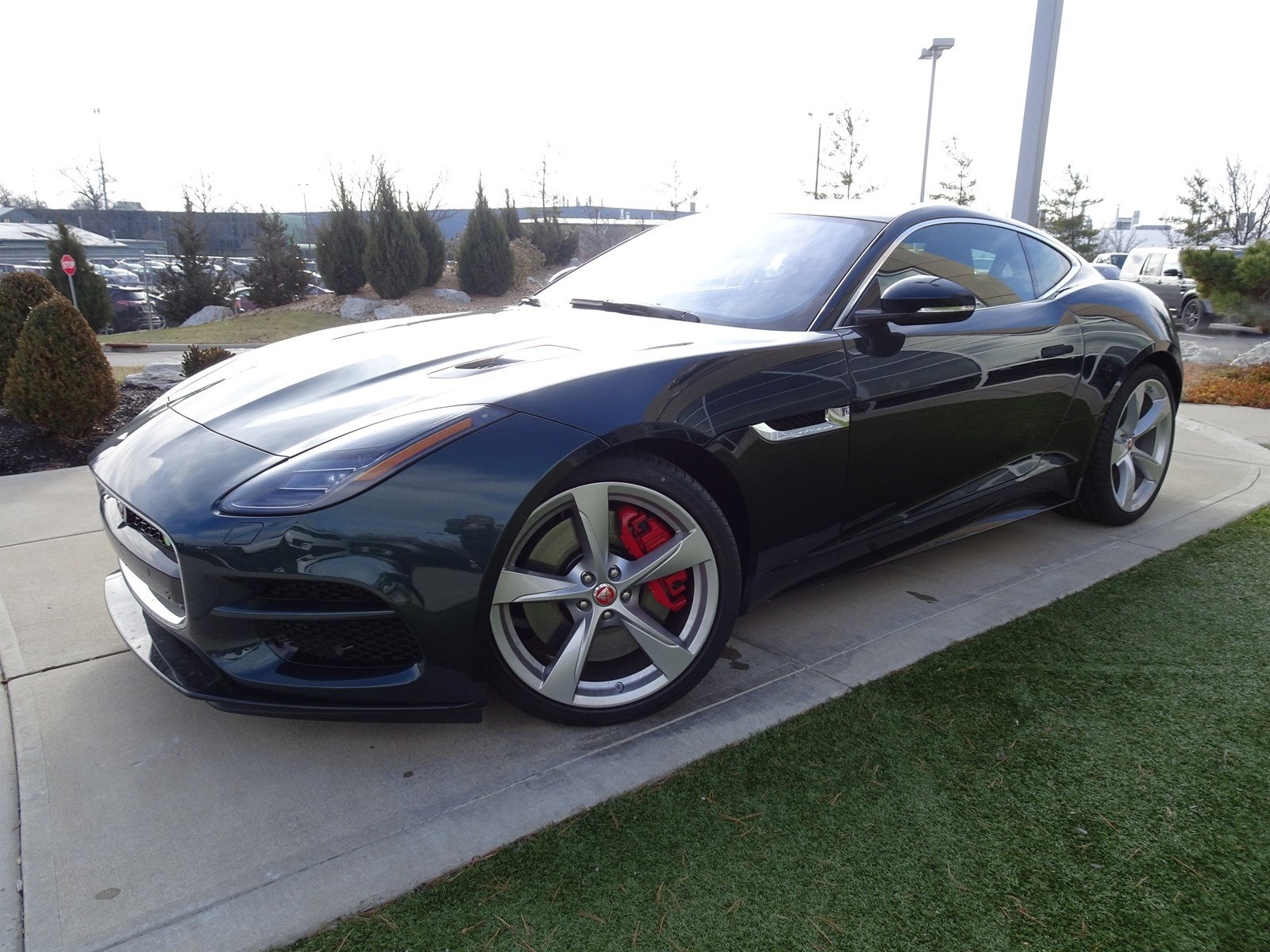 New 2019 Jaguar F-TYPE R