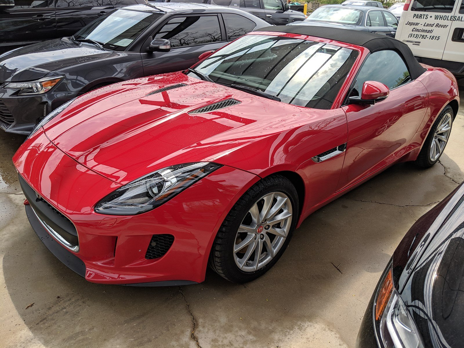 Certified Pre Owned 2016 Jaguar F Type