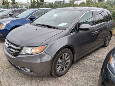 Pre-Owned 2016 Honda Odyssey Touring Elite