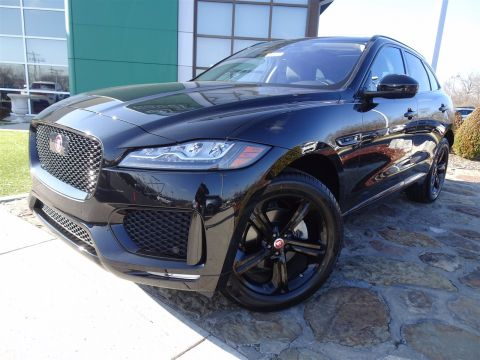 New 2020 Jaguar F-PACE 25t Checkered Flag Limited Edition