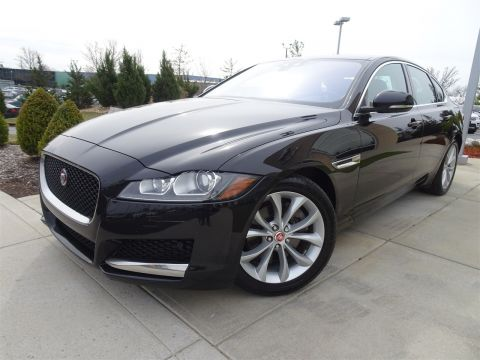 Certified Pre-Owned 2017 Jaguar XF 20d Premium