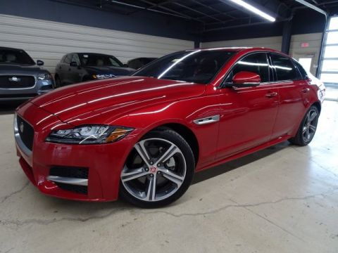 Certified Pre-Owned 2018 Jaguar XF 25t R-Sport