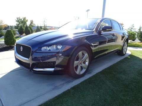 Certified Pre-Owned 2018 Jaguar XF 20d