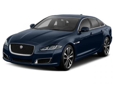 New 2019 Jaguar XJ XJR575