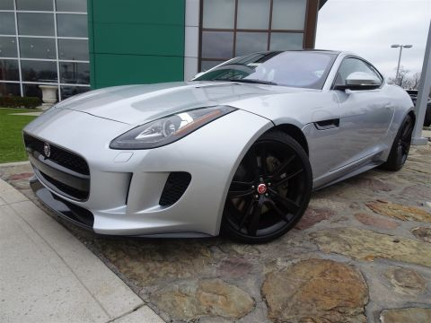 Certified Pre-Owned 2017 Jaguar F-TYPE Premium