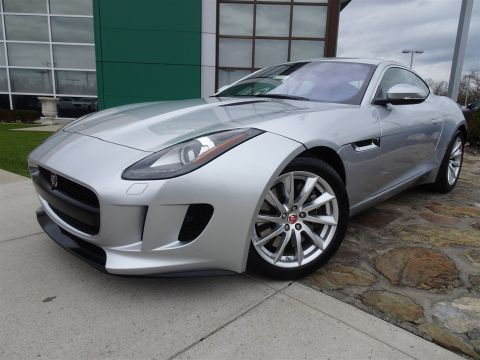 Certified Pre-Owned 2017 Jaguar F-TYPE