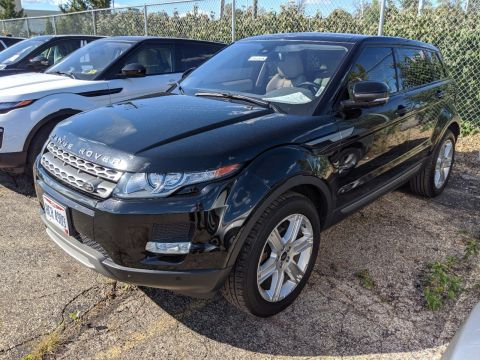 Pre-Owned 2013 Land Rover Range Rover Evoque Pure Premium